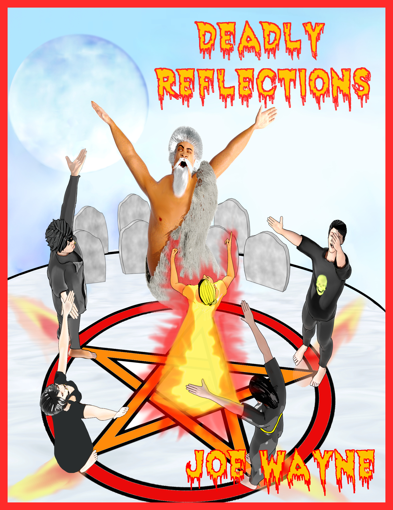 Deadly Reflections graphic novel